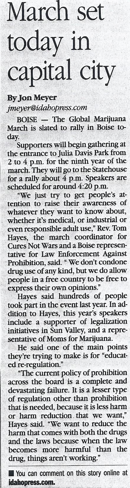 Idaho Press Tribune